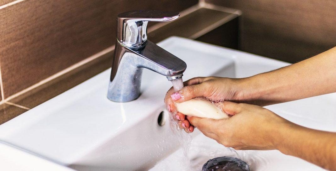 Händewaschen als Corona-Maßnahme