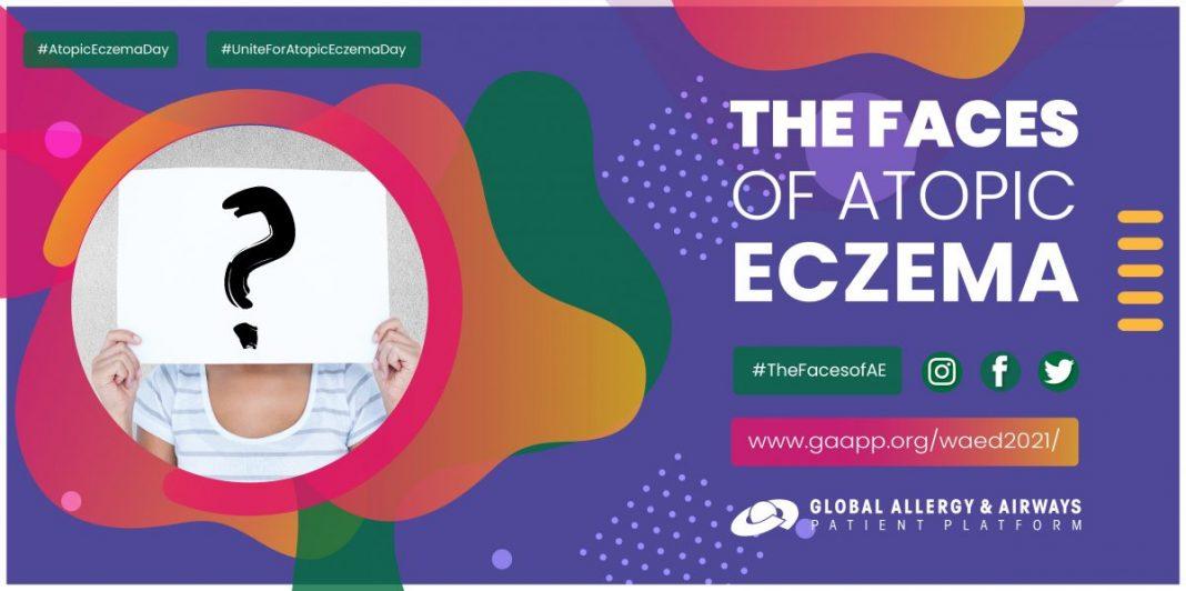 GAAP-Aktion zum Welttag des atopischen Ekzems 2021 - Welt-Neurodermitis-Tag 2021