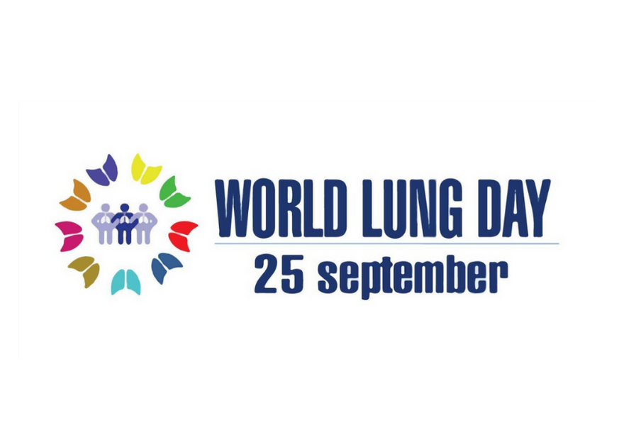 Logo World Lung Day